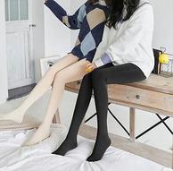 微压显瘦、光腿神器:北极绒 秋冬加厚打底裤