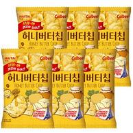 1日0点:Calbee 卡乐比 海太薯片 6包装