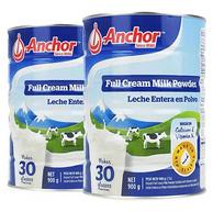 双11预售: Anchor 安佳 脱脂奶粉 900g x2件