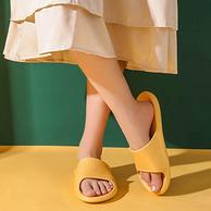 中国家居鞋十大品牌,EVA不臭脚,防滑静音:LUOFU罗敷 夏季浴室拖鞋