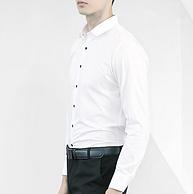 史低!抗皱免烫,加绒可选:雅鹿 男士 商务衬衫