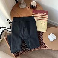 黑五回馈:保暖+水貂绒加厚修身!MUJI 绅士下着 男神打底裤