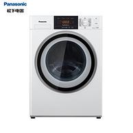 PLUS会员、值哭: Panasonic 松下 XQG80-N80WJ 滚筒洗衣机 8Kg