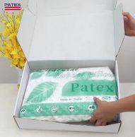 天然乳胶含量≥90%,泰国 PATEX 乳胶枕