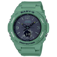 Casio 卡西欧 Baby-G系列 BGA-260-3A 女士双显石英手表