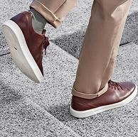 高端Un系列 Clarks 其乐 Un Costa Lace 男士时尚休闲鞋板鞋