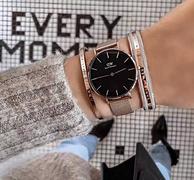 销量第一!Daniel Wellington 丹尼尔惠灵顿 女士时装手表