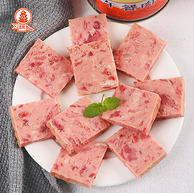 猪肉85%+:200gx3罐 江楼 猪肉午餐肉罐头 券后33.8元包邮