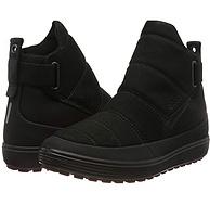 ECCO 爱步 Soft 7 Tred 柔酷7号 女士Hydromax®防水保暖雪地靴