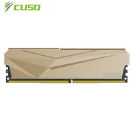 CUSO 酷兽 夜枭系列 DDR4 3200MHz 台式机内存 16G