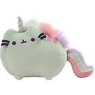 圣诞送礼!GUND Pusheen 胖吉猫 独角兽有声毛绒玩具7.5英寸