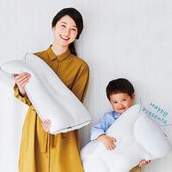日本医师推荐系列,高低按需调:西川产业 助眠护颈椎软管枕头