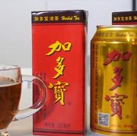 猫超次日达,火锅必备:加多宝 凉茶 茶饮料 310mlx24听