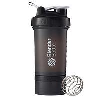 亚马逊销冠!专利搅拌球:BlenderBottle ProStak系统 专业蛋白粉摇摇杯 620ml