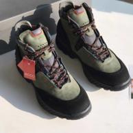 限时3天、直降50元!新增红色款、顶级旗舰:ECCO爱步 攀越系列 高帮 登山鞋