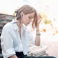 Audio Technica 铁三角 ATH-CKS550XBT 入耳式蓝牙运动耳机 4色