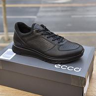 42码,ECCO 爱步 Exostride 男士系带运动鞋835314