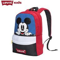 米奇联名款,Levi's李维斯 儿童 双肩书包