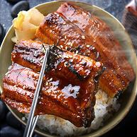 央视报道、出口品质:500g整条 九里京 日式即食蒲烧鳗鱼
