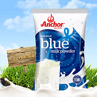 自饮送人皆可:1kgx2件 Anchor 安佳 成人全脂奶粉