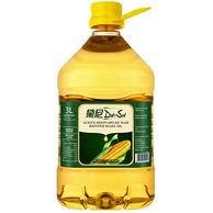 DalySol 黛尼 压榨一级 玉米胚芽油 3Lx3件