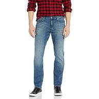 纯棉修身,Calvin Klein卡尔文·克莱恩 男士 修身牛仔裤