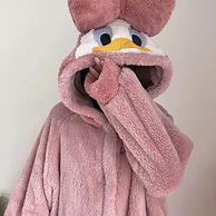 买手甄选:仙女的睡袍、爆炸可爱!果壳黛西 迪士尼卡通鸭 睡袍