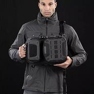 Maxpedition 美国马盖先 AGR系列 Edgepeak V2.0 男士EDP边峰单肩战术包 15L 直邮含税到手802.11元