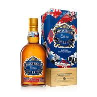 英国进口 芝华士 13年嘿潮瓶 黑麦桶苏格兰调和威士忌 500ml