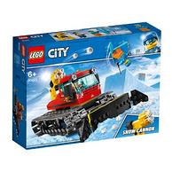 LEGO 乐高 City城市系列 60222 扫雪车