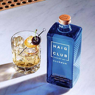 贝克汉姆推荐 翰格雅爵 苏格兰原产 谷物威士忌 40度 700ml
