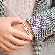 情人节好礼,商场同款:DW丹尼尔惠灵顿 Bracelet 玫瑰金手镯