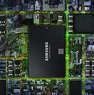 SAMSUNG三星 860 EVO SATA3 固态硬盘 1TB