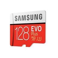 SAMSUNG 三星 EVO PLUS MicroSD存储卡 128G