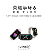 HONOR 荣耀 荣耀手环6 智能手环 标准版