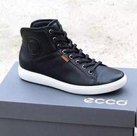 ECCO 爱步 柔酷7号 女士真皮休闲靴