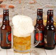 临期特价!248mlx6瓶 宝岛阿里山 台湾风味精酿小啤酒