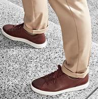 亚马逊销冠!高端Un系列:Clarks其乐 Un Costa Lace 男士时尚休闲鞋板鞋