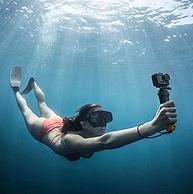 11米防水,4K视频录制:DJI大疆 Osmo Action 灵眸运动相机