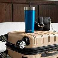 Contigo 康迪克 Luxe Tumbler 双层真空隔热不锈钢吸管杯 530ml