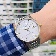 新低!Tissot 天梭 T-Classic Titanium 钛系列 T087.407.55.037.00 男士钛金属自动机械手表