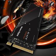 值哭!读取7000MB/秒,直接起飞!1TB 西部数据 SN850 NVMe SSD固态硬盘