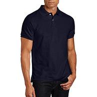 新低!多色多码好价:Lee李牌 Uniforms 男士 短袖修身Polo衫 A9440YL