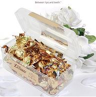 金帝 坚果果仁夹心巧克力 160gx3盒