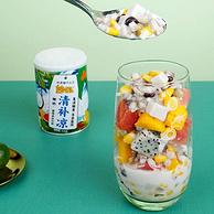国内罐头十强,润喉养胃:245gx6罐 林家铺子 椰奶清补凉
