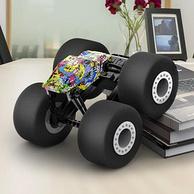 轻松爬坡,随便造不伤家具:双鹰 E381 遥控特技大脚车