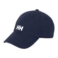 亚马逊销冠!100%纯棉:Helly Hansen 可调节棒球帽