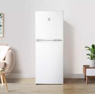 小户型精选:VIOMI 云米 BCD-130MDL02A 双门冰箱