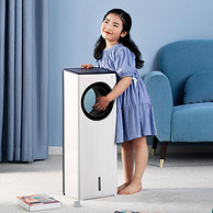 新低!三重制冷,也是空气净化加湿器:荣事达 无叶制冷空调扇