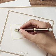 浅库存,IP镀金加工:SAILOR写乐 SHIKIORI 四季织 F尖细字钢笔